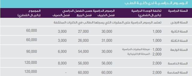 الدراسة في قطر للاجانب