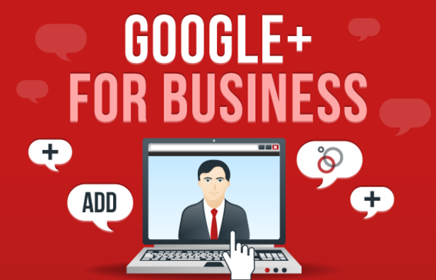How to Use Google+ For Business [Infographic]