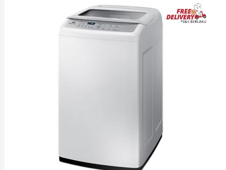 Pengalaman Saya Menggunakan Mesin Cuci Samsung WA70H4000