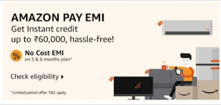 amazon pay emi offer