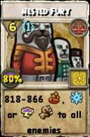Wizard101 Polaris Level 108 Spells Balance Nested Fury