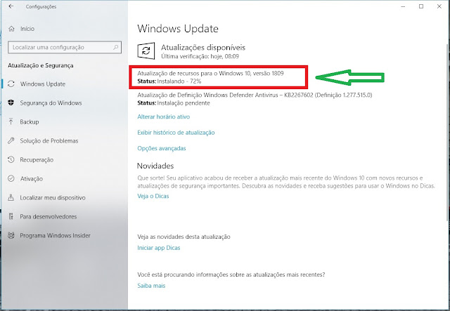 windows10-windowsupdate-v1809