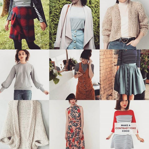 makenine2018.handmade.handmadewardrobe.slowfashion.sustainable.conscious.fashion.homemade.fabric.sewing.stitched.design.make.makersgonnamake.creative.creativeliving.create.dressmaking.