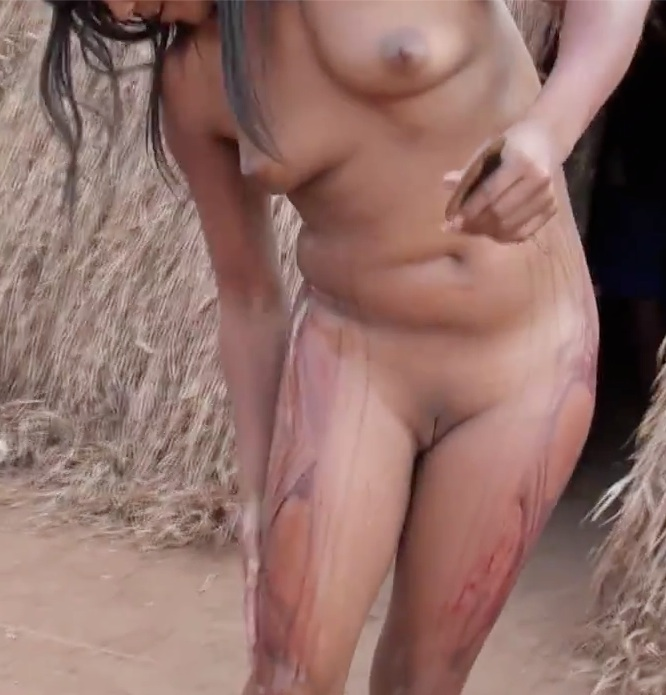 African tribal girls having sex