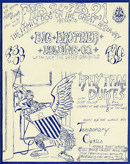 Big Brother & Rhythm Dukes 20.21. February 1970