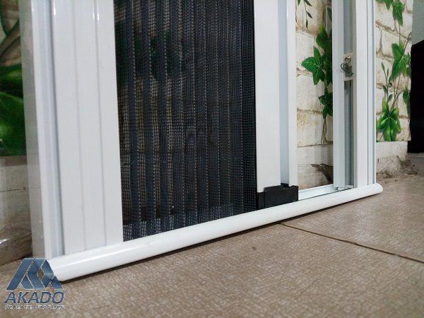 Cửa lưới chống muỗi xếp, tự cuốn tại Huế