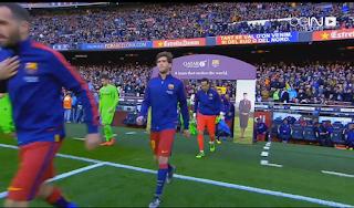 """فيديو """" برشلونة يفوز بسداسية نظيفة على خيتافي     اهداف مباراة برشلونة 6-0 خيتافي السبت 12-3-2016"""