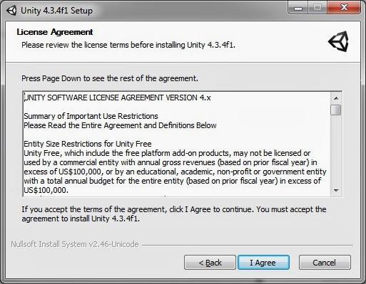 Descarga e instalación de Unity: Programa Videojuegos