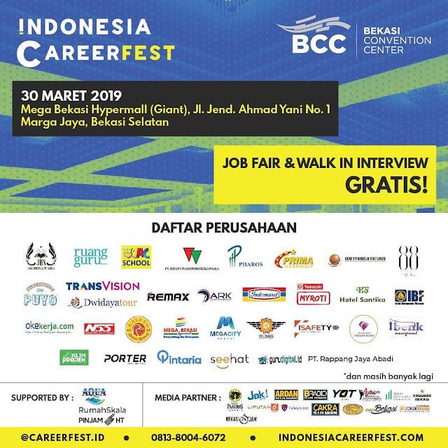 Job Fair Bekasi