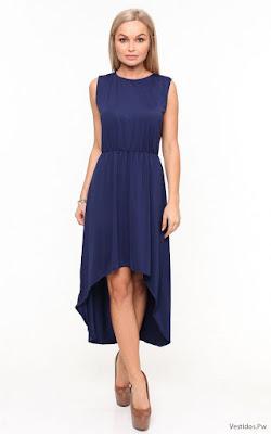 Vestidos Azules de Gala