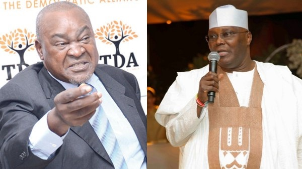 Gilbert Bukenya: I Would Vote For Atiku Abubakar If I Were Nigerian