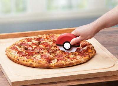 Poké Ball Pizza Cutter