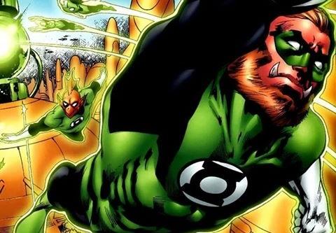 Daftar Alien Anggota Green Lantern Corps – Bagian 2