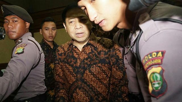 Novanto Hanya Diam Saat Disinggung soal Fredrich yang Jadi Tersangka