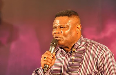 God is Not A Man by Bishop Mike Okonkwo