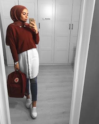 Hijab style Chic Modèle 2019