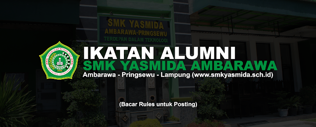 Sampul Facebook Ikatan Alumni SMK Yasmida Ambarawa
