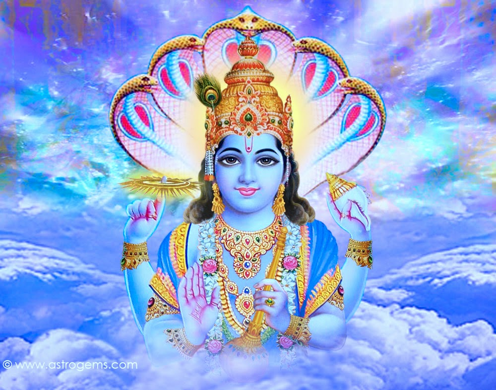Lord Vishnu Mantra For Wealth