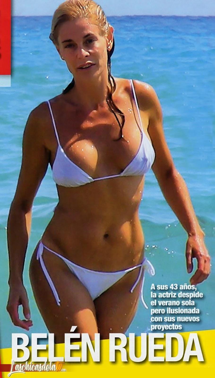 Belen Rueda en topless - LASCHICASDELATV