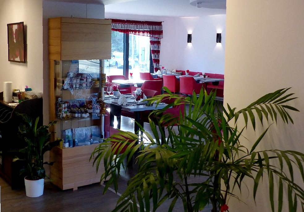 Restaurant Und Cafe Flora Stangerode