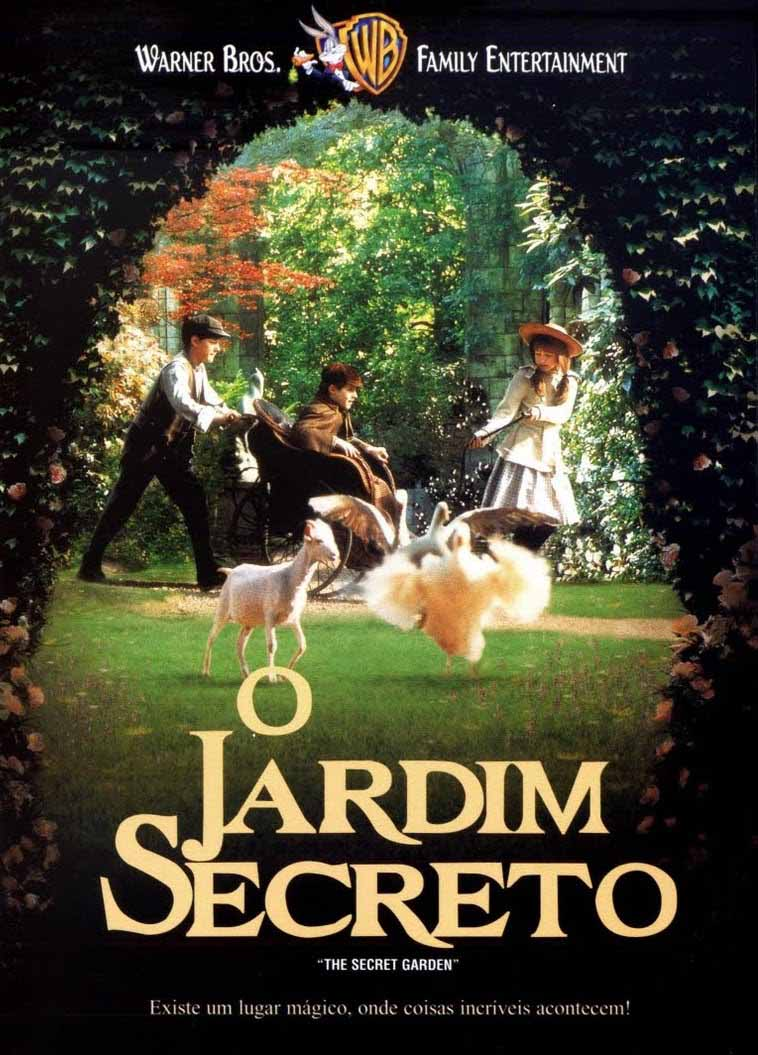O Jardim Secreto Torrent Download – BluRay 720p Dublado