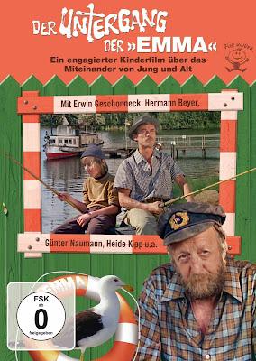 Гибель корабля «Эмма» / Der Untergang der «Emma». 1974.