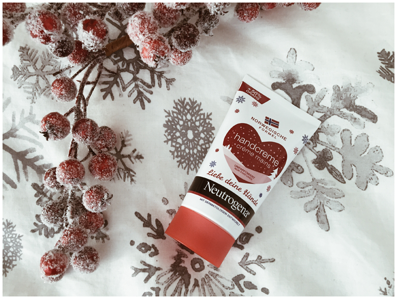 winter skin with neutrogena norwegian formula, hand cream, winterhaut mit neutrogena norwegische formel, handcreme, review