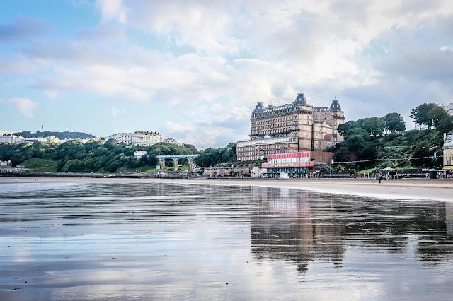 Scarborough, travel article, mandy charlton, travel blogger, photographer