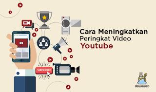 Cara agar video youtube ada di mesin pencari