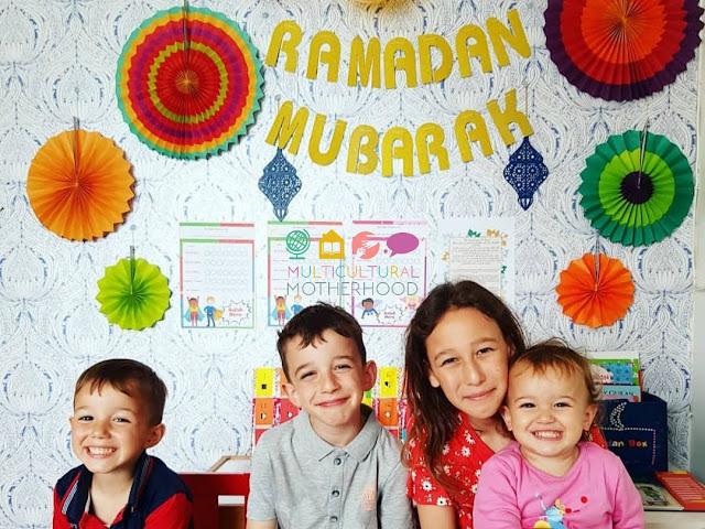 Ramadan For Preschoolers