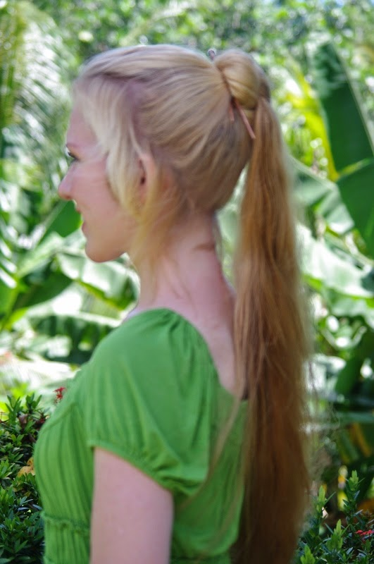Pin by Emerson on Hairstyles | Blonde ponytail, Long hair