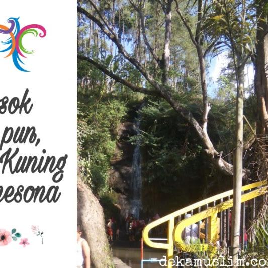 Wonderful Indonesia: Di Pelosok Nganjuk pun, Ada Roro Kuning yang Memesona