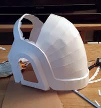 Daft Punk Helmet Papercraft Pdf