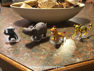 Growing Up Disney, The Lion Guard, game pieces