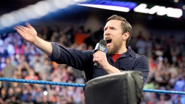 Daniel Bryan frappáns véleménye Kurt Angle ringbelépéséről