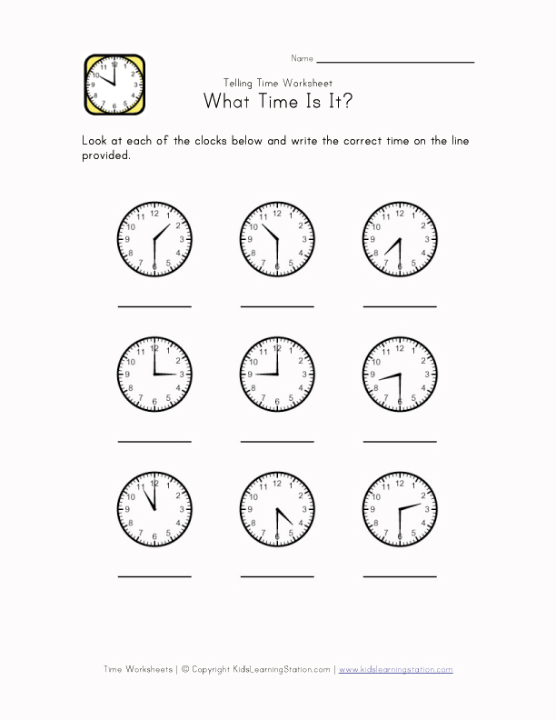 time worksheet: NEW 929 TIME WORKSHEET GRADE 1
