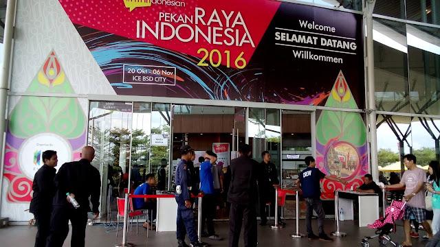 pekan raya indonesia 2016