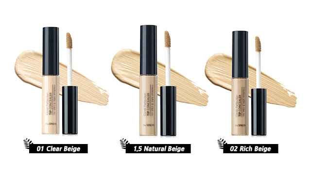 THE SAEM Cover Perfection Tip Concealer SHADES