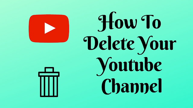 you tube delete
