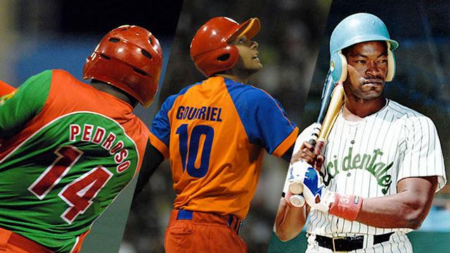 Nadie ha tenido más temporadas de 20 jonrones en Cuba que Yoan Carlos Pedroso, Yulieski Gurriel y Lázaro Junco