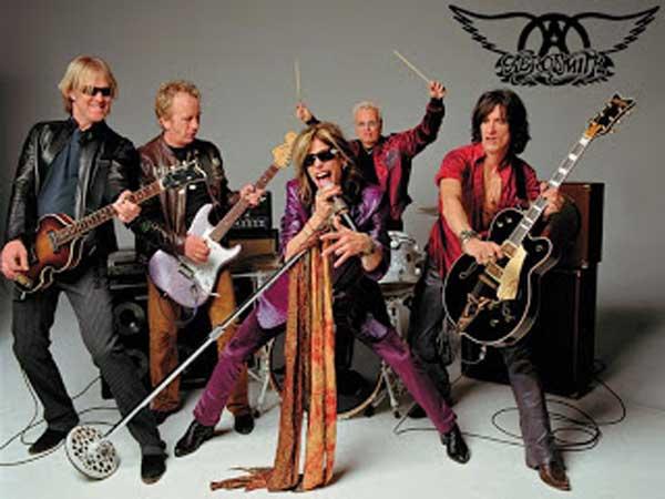 Gambar Sejarah Berdiri Band Aerosmith