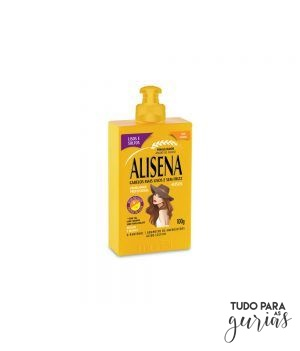 To querendo:Linha Alisena Muriel Cosméticos.