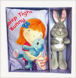 Sleep Tight Bunny Gift Set