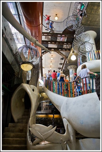 Tulsa Tiny Stuff: St. Louis City Museum