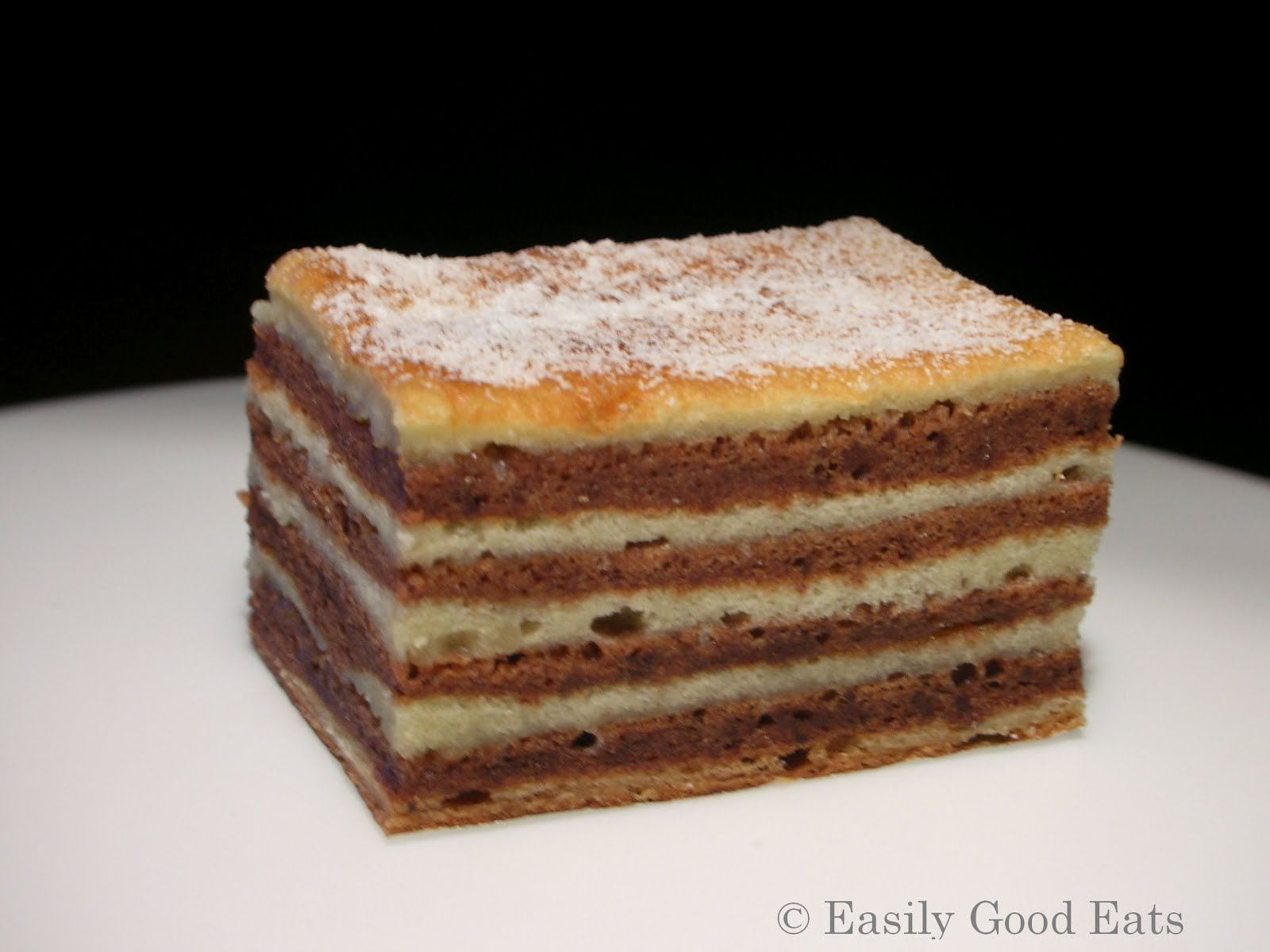 Good Layered Cake Recipes: Easily Good Eats: Chocolate Spekkoek (Thousand Layer