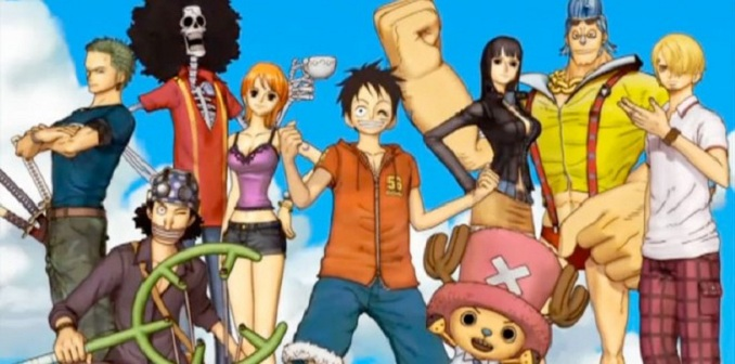 One Piece 3D: Strawhat Chase