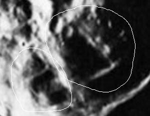 naves etraterretres patrullan los planetas NASA