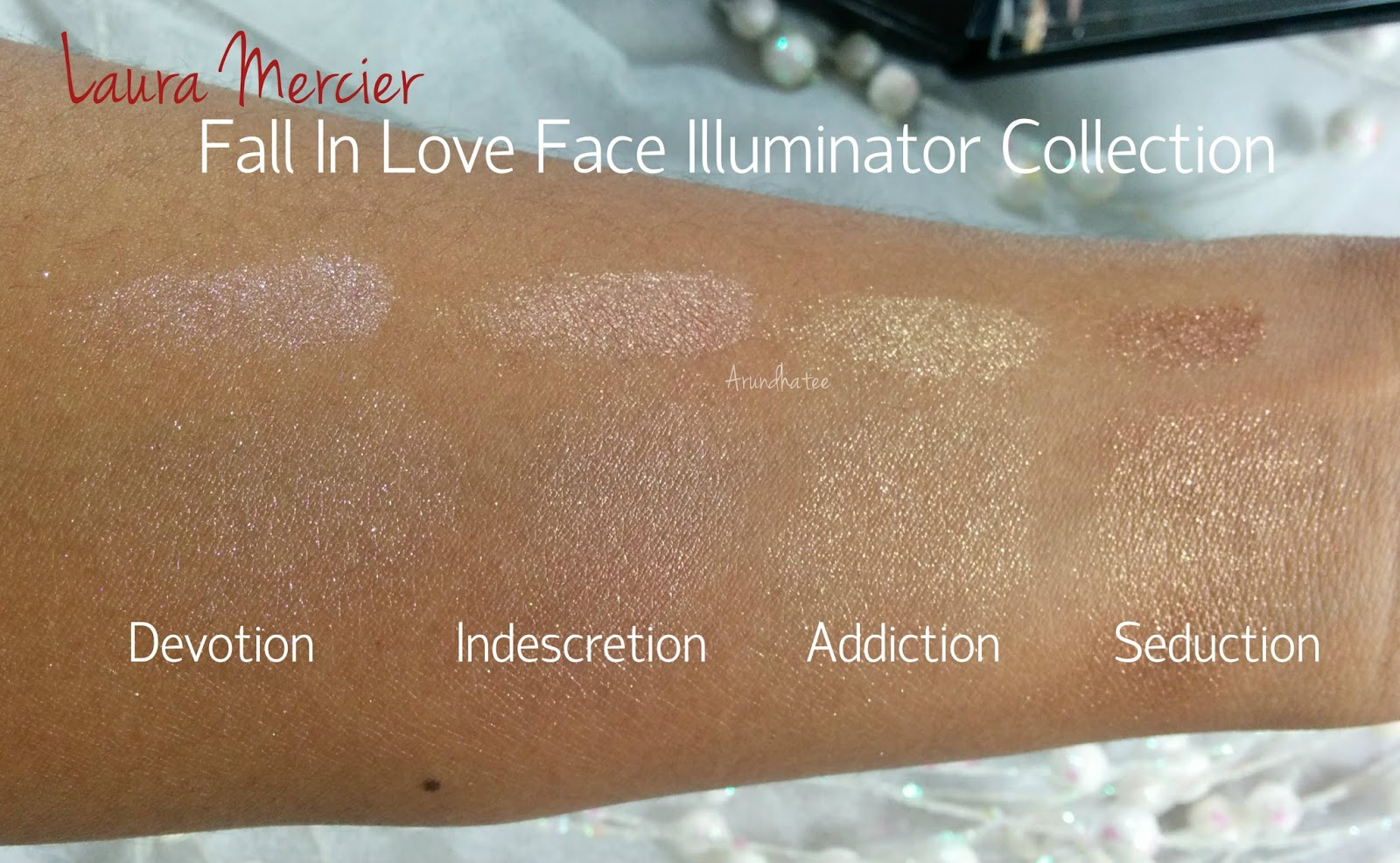 Discovering Me Swatches Amp Review Laura Mercier Quot Fall In
