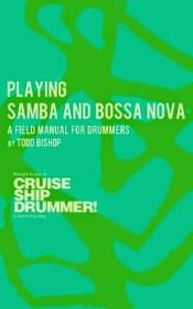 玩Samba和Bossa Nova:打印或电子书!