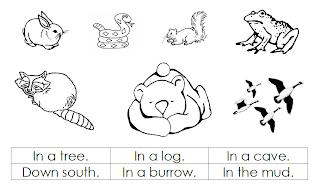 Worksheets Hibernation Worksheets hibernation coloring pages az puppets animals and hibernating bear page sheets